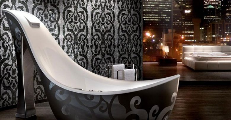 Photo of 25 Creative and Unique Bathtubs for an Elegant Bathroom