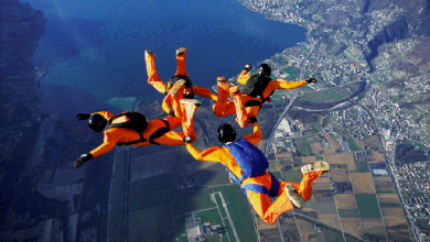 Photo of Skydiving Is A Recreational Activity And Competitive Sport,Do You Have Any Pervious Experience?