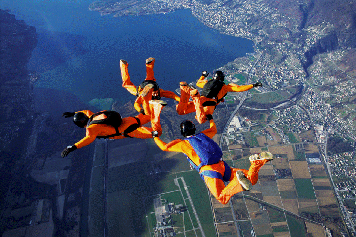 skydive-1 Skydiving Is A Recreational Activity And Competitive Sport,Do You Have Any Pervious Experience?