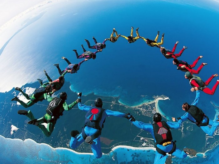 skydive Skydiving Is A Recreational Activity And Competitive Sport,Do You Have Any Pervious Experience?