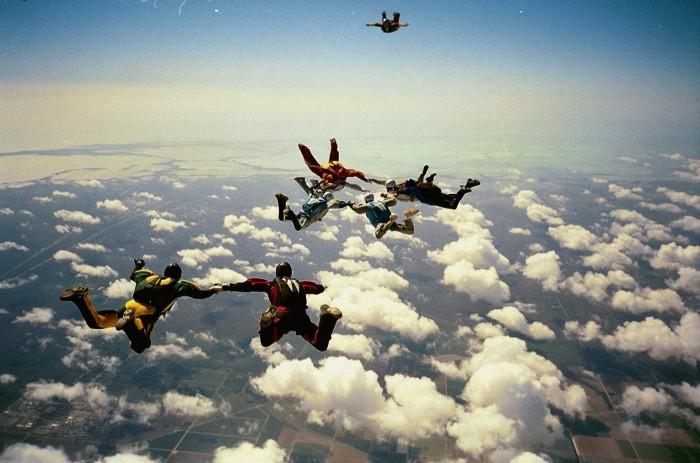 skydive1 Skydiving Is A Recreational Activity And Competitive Sport,Do You Have Any Pervious Experience?