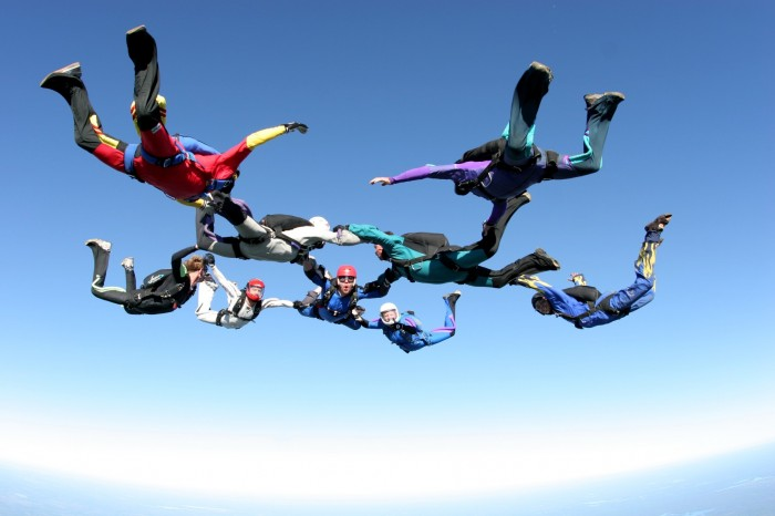 skydiving-007 Skydiving Is A Recreational Activity And Competitive Sport,Do You Have Any Pervious Experience?