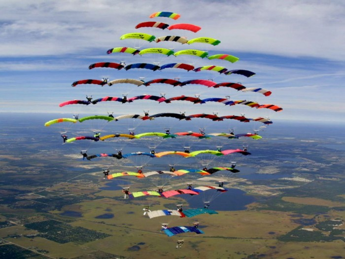 skydiving-5 Skydiving Is A Recreational Activity And Competitive Sport,Do You Have Any Pervious Experience?