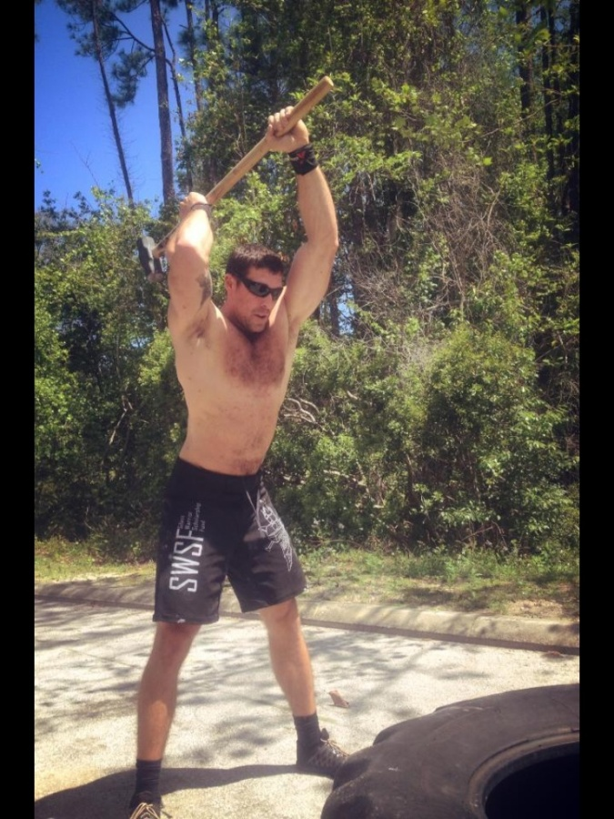 sledge 10 MMA Workouts to Achieve Fitness