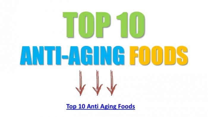 Photo of 10 Foods That Could Fight The Aging Signs On Your Body