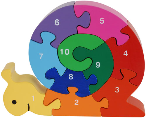 snail-number-counting-3d-puzzle Learning Early Is Always Best, So Pick Up An Educational Toy For Your Kid