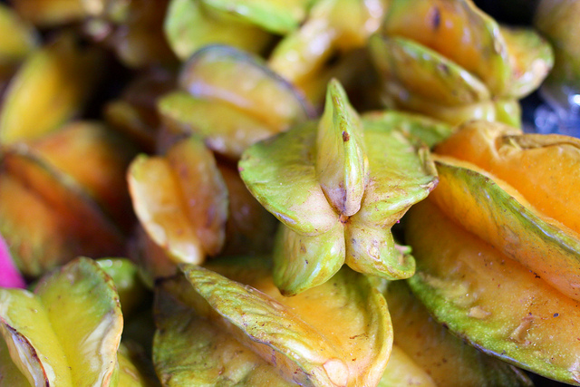 starfruit 19 Weird Fruits From Asia, Maybe You Have Never Heard Of