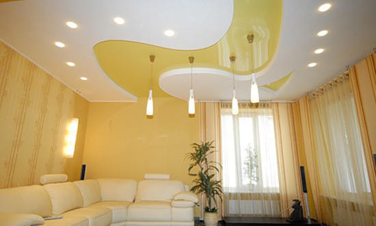 Fantastic ceiling designs for your home pouted online for Decoration maison ba13