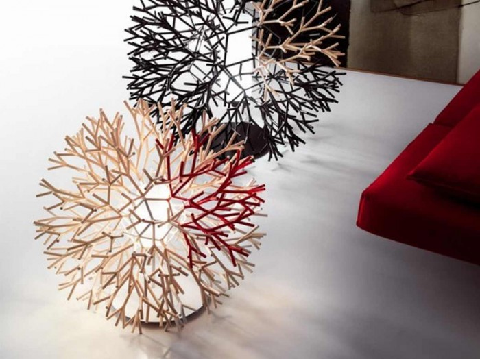 table-lamps2 30 Most Creative and Unusual lamp Designs