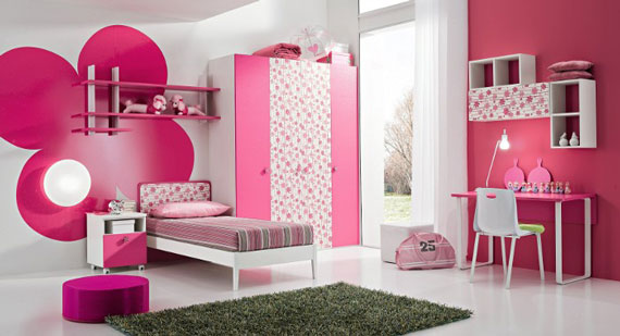 teenage-bedroom-designs1 Modern Ideas Of Room Designs For Teenage Girls