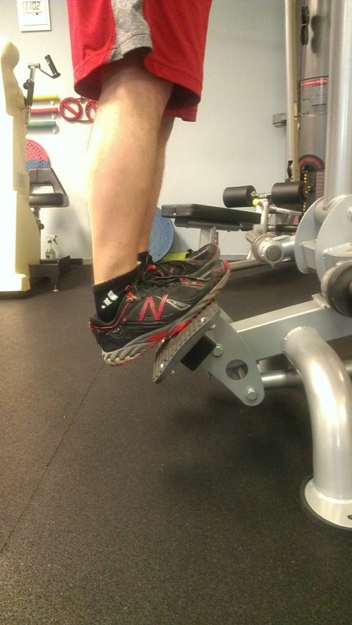 toe-raise How to Increase Your Vertical Jump by 12 Inches in Few days