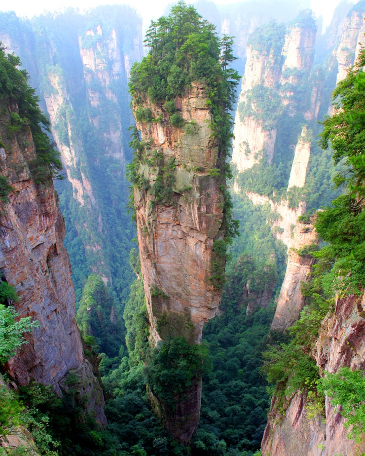 unbelievable-places-12-1 25 Unbelivable Places Which You'll Hardly Believe Its Existence In The World
