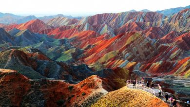 Photo of 25 Unbelivable Places Which You'll Hardly Believe Its Existence In The World