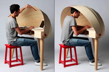 unique-Desks4 30 Most Unusual Furniture Designs For Your Home