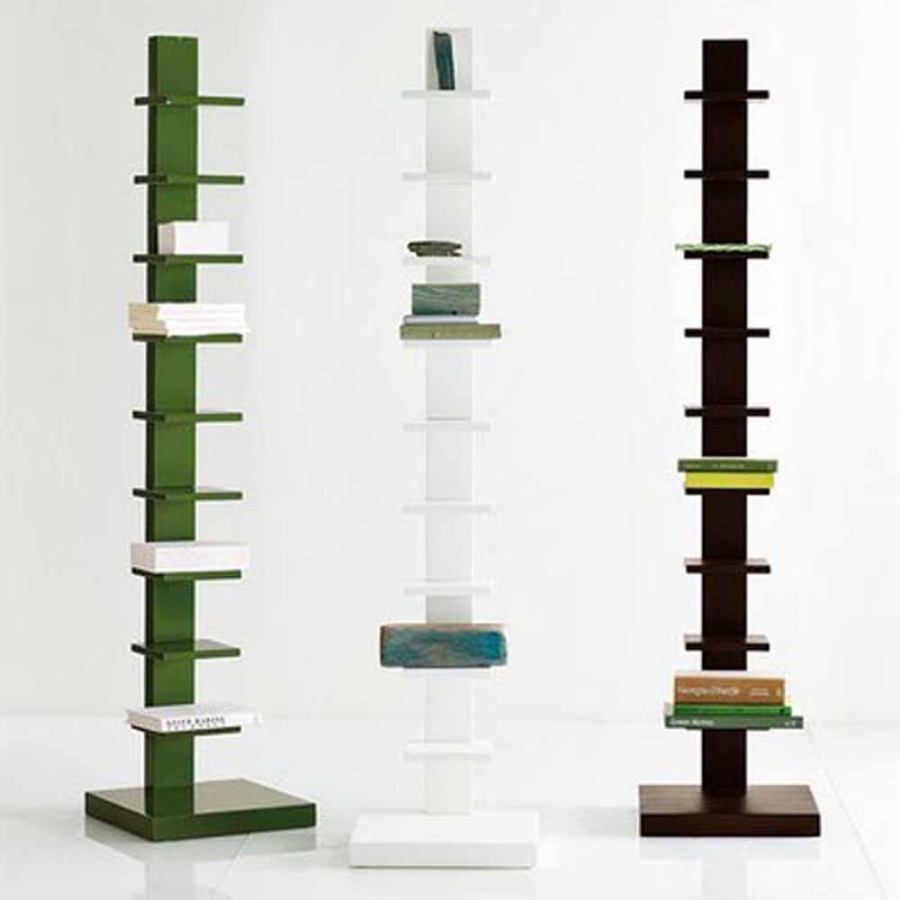 unique-bookshelves-and-wall-units-decorating-ideas-3 40 Unusual and Creative Bookcases