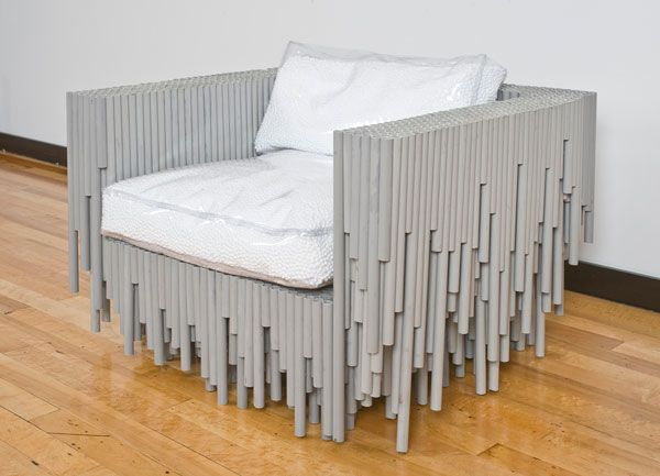 unusual-material-chair2 30 Most Unusual Furniture Designs For Your Home