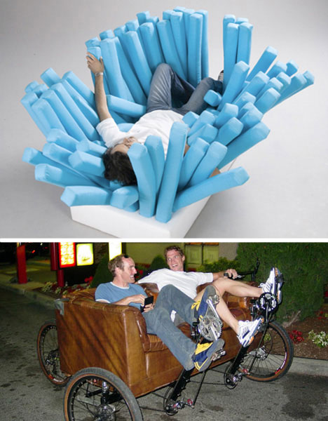 unusually-clever-living-room-furniture-sofas 30 Most Unusual Furniture Designs For Your Home