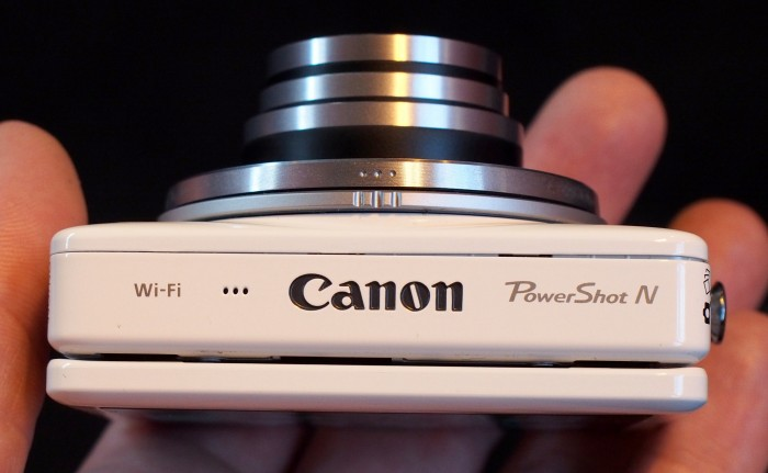 url Review On Canon PowerShot N