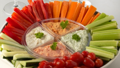 veggie_tray_640 Eat More Colorful Foods For Optimal Health