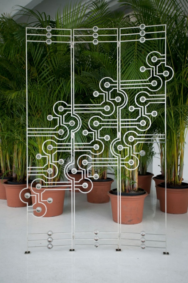 vital-steel-new-york-yatzer 40 Most Amazing Room Dividers