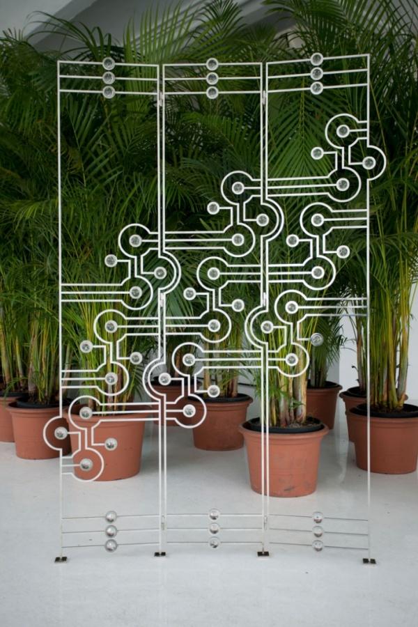 vital-steel-new-york-yatzer 40 Most Amazing Room Dividers