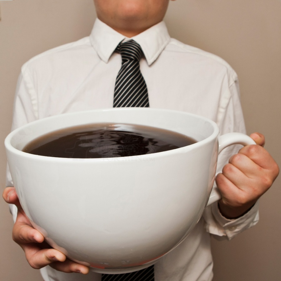 w-Giant-Coffee-Cup75917 Why Does Coffee Is Actually Good For Your Health?!