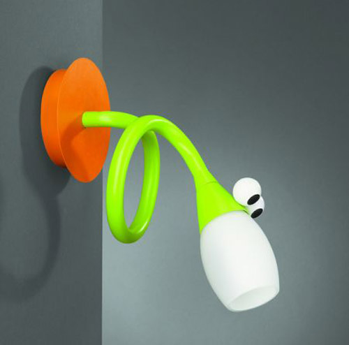 wall-lights-decorating-ideas-for-kids-rooms-3 Fantastic Designs Of Lighting And Lamps For Kids' Rooms