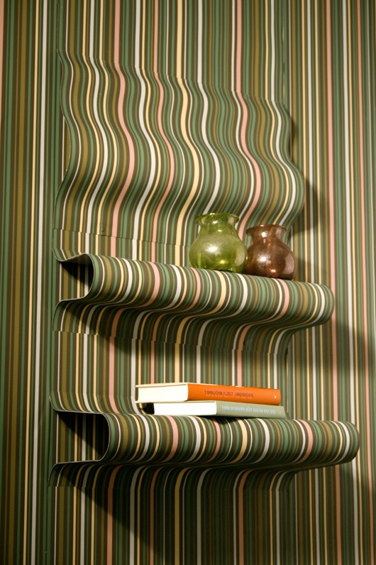 wallpaper1 Tips On Choosing Wall Papers For Your Living Room