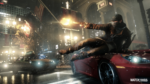 watch-dogs Top 25 PC Games