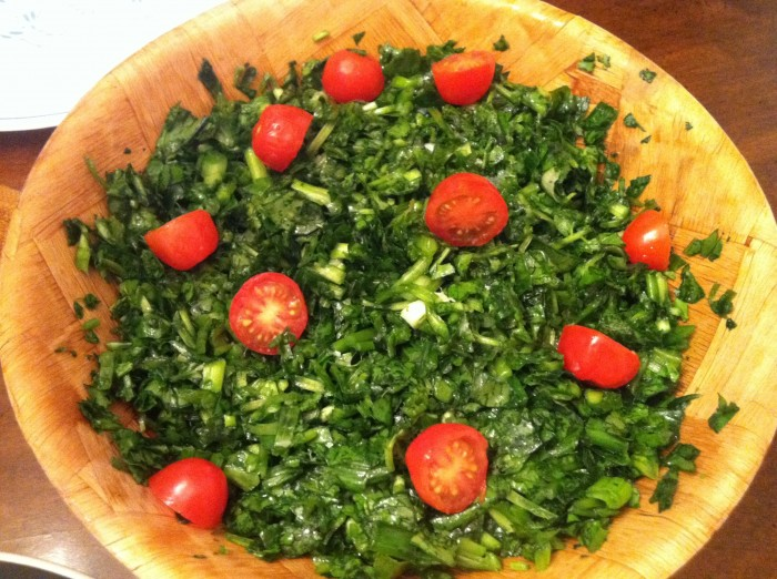 watercress-salad56 For Health Seekers, Watercress Has Bountiful Health Benefits
