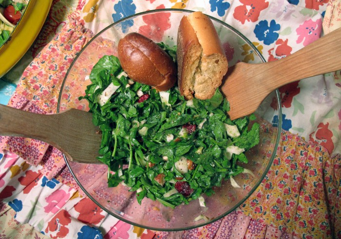 watercress_salad For Health Seekers, Watercress Has Bountiful Health Benefits