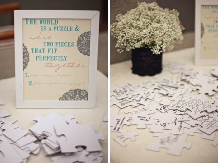 wedding-guest-book-alternative-puzzle-guest-sign-in__full Unique And Creative Guest Book Ideas For Your Wedding Day