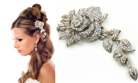 wedding-hair-accessories A breathtaking collection of Bridal Hair Accessories