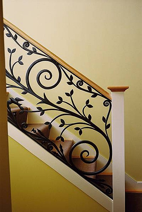 0.774249659924866-70_thumb Decorate Your Staircase Using These Amazing Railings