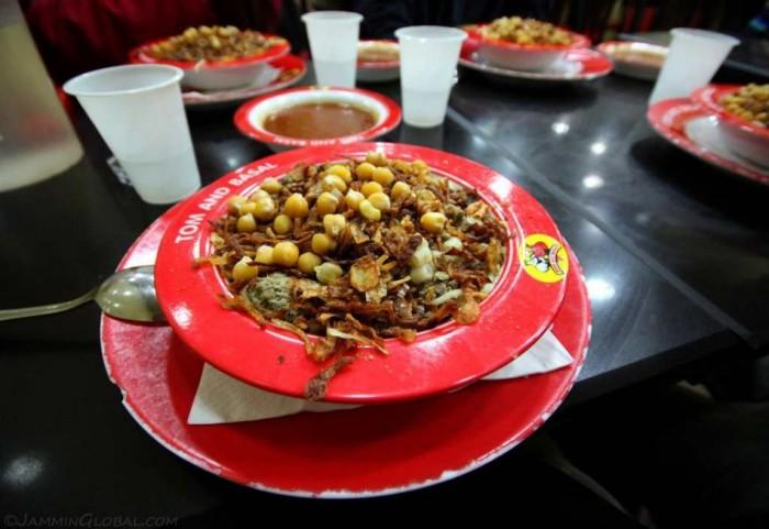 """0001-Egypt-Koshary-JayKannaiyan-jpg_060810 The National Dish Of Egypt """"Koshary"""" With Its Recipe"""