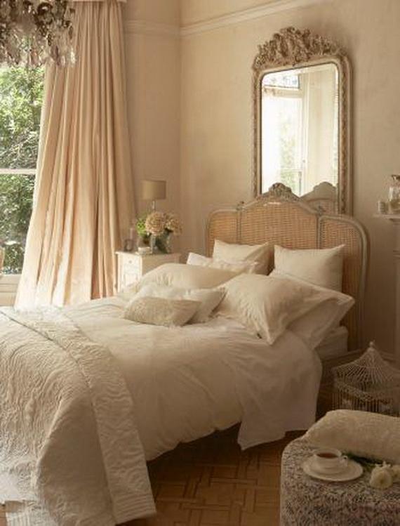 061 17 Wonderful Ideas For Vintage Bedroom Style