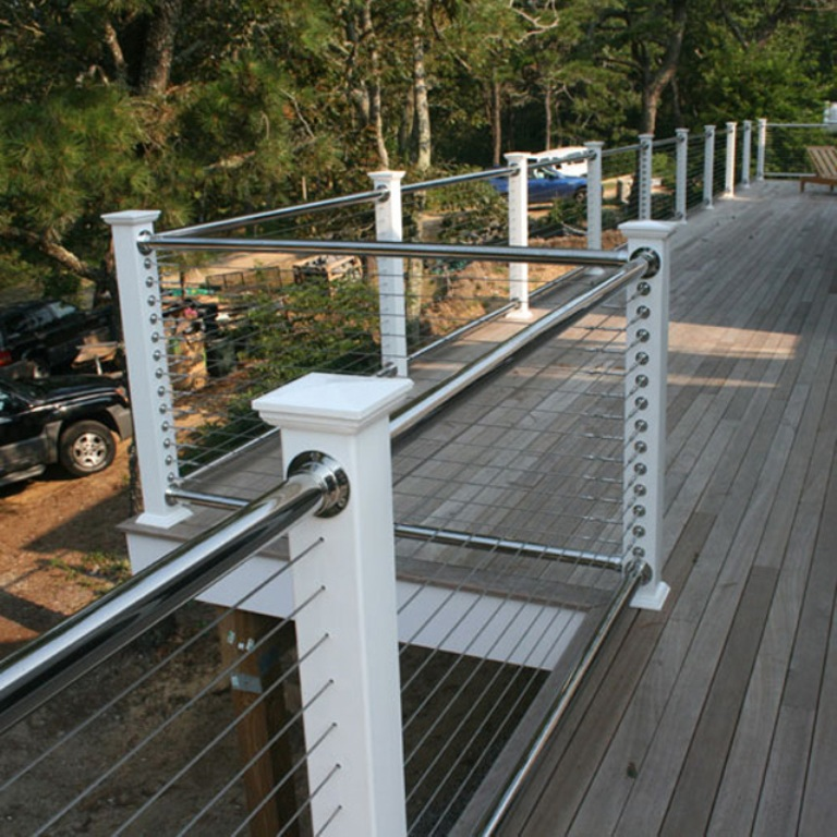 108-stainless-steel-balcony-railing-henderson-nv 60+ Best Railings Designs for a Catchier Balcony