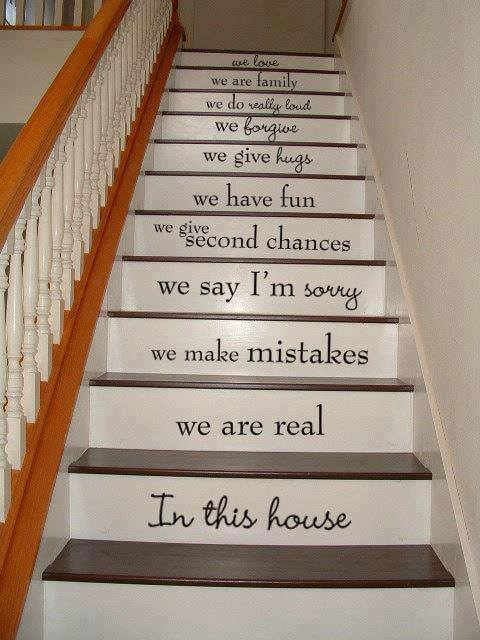 1146492_569332549791610_1824032222_n Turn Your Old Staircase into a Decorative Piece