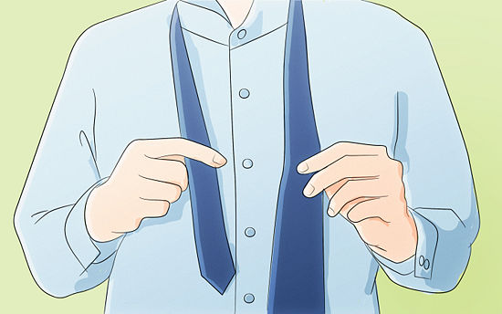 131 Learn How To Tie Your Tie In Four Easy Methods