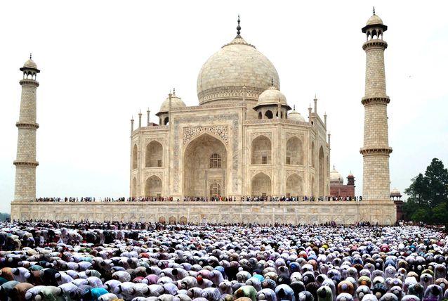 150509959 Muslims' Celebrations In Eid Al-Fitr