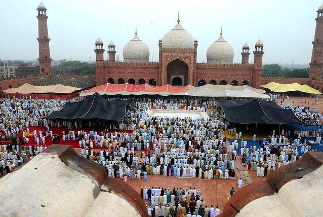 150515420 Muslims' Celebrations In Eid Al-Fitr