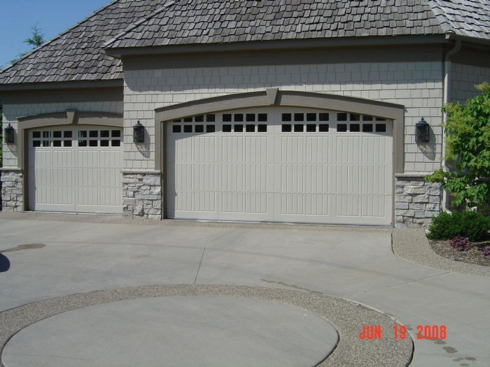 and co garage classic from door glass doors wood denver with custom northwest ankmar repair modern