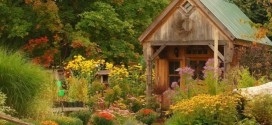 13 Impressive Rustic Garden Style With Its Attractive Elements