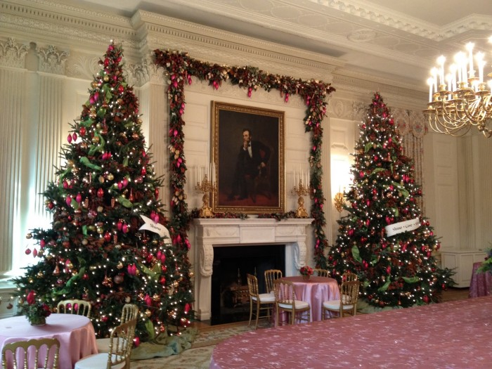 2012-Christmas-Decorations-at-White-House-Ideas Tips With Ideas Of Decorations For Christmas Celebrations