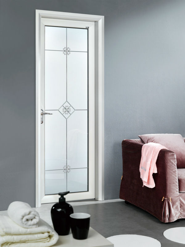 2012_modern_design_aluminum_glass_interior_kitchen_door Remodel Your Rooms Using These 73 Awesome Interior Doors