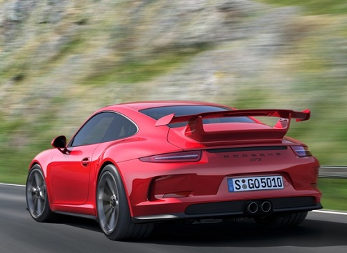 2014-Porsche-911-GT3-3 Review On Porsche 911 GT3