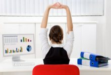 Photo of Resolve Your Body's Tension At Work By Doing Computer Yoga
