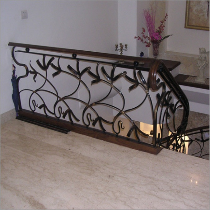 293988 Decorate Your Staircase Using These Amazing Railings