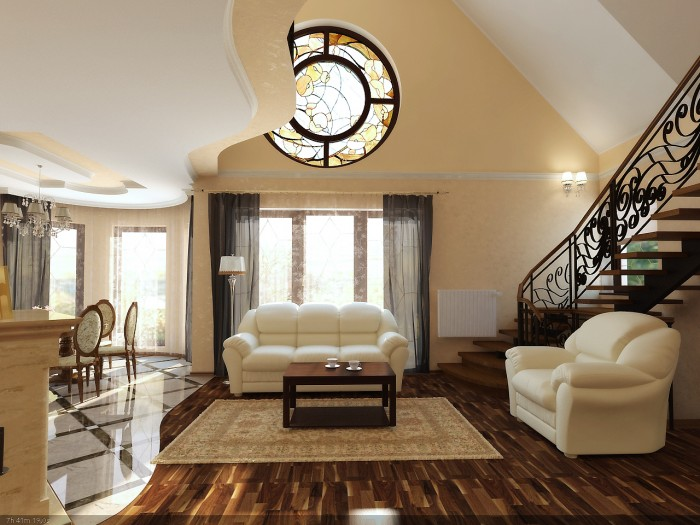 2_by_romaxmax Your Apartment Will Look Wonderful In The Classical Style