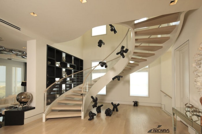372 Decorate Your Staircase Using These Amazing Railings